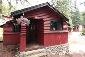 Miette Hot Springs Bungalows