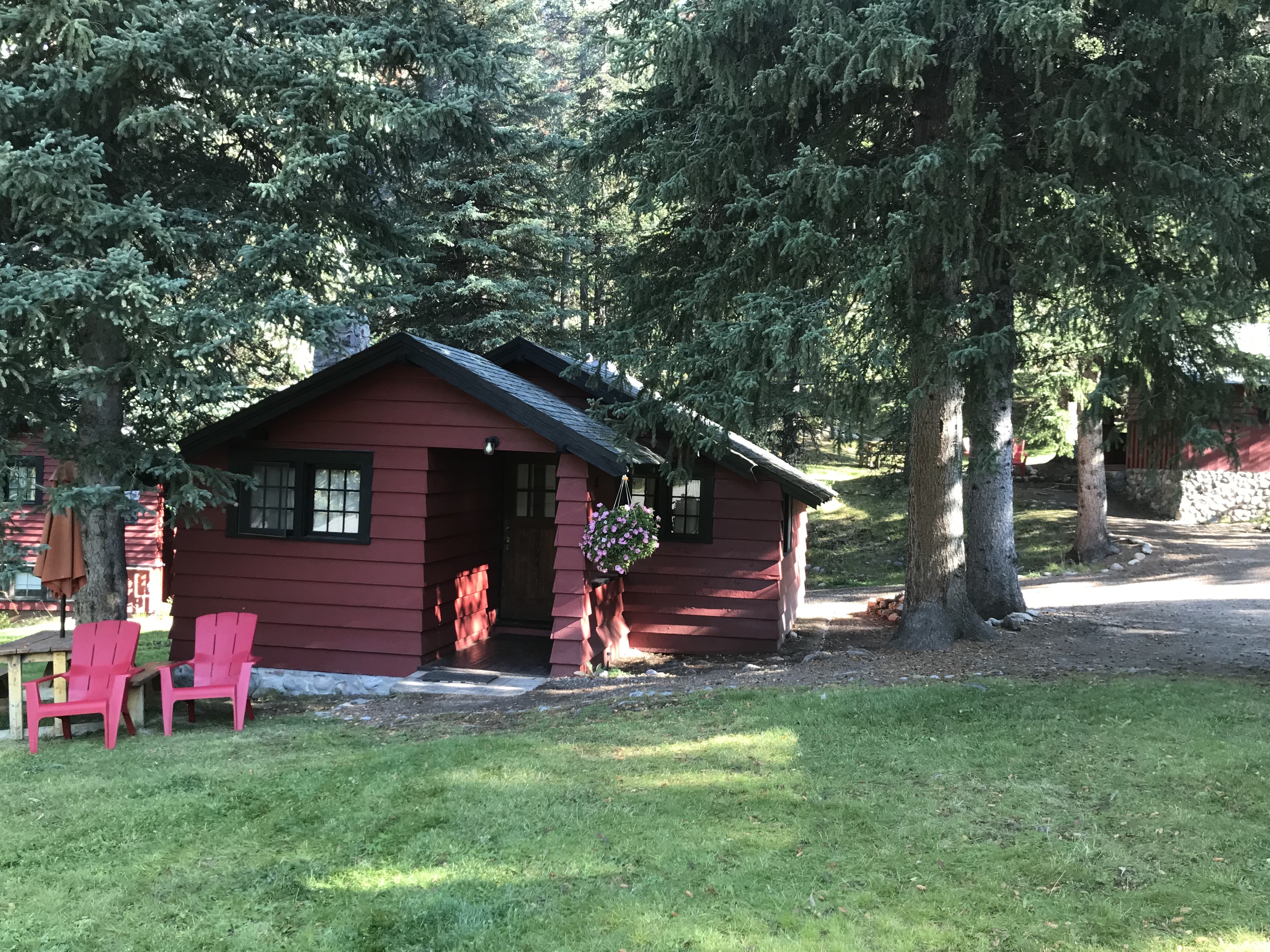 Exterior Cabins